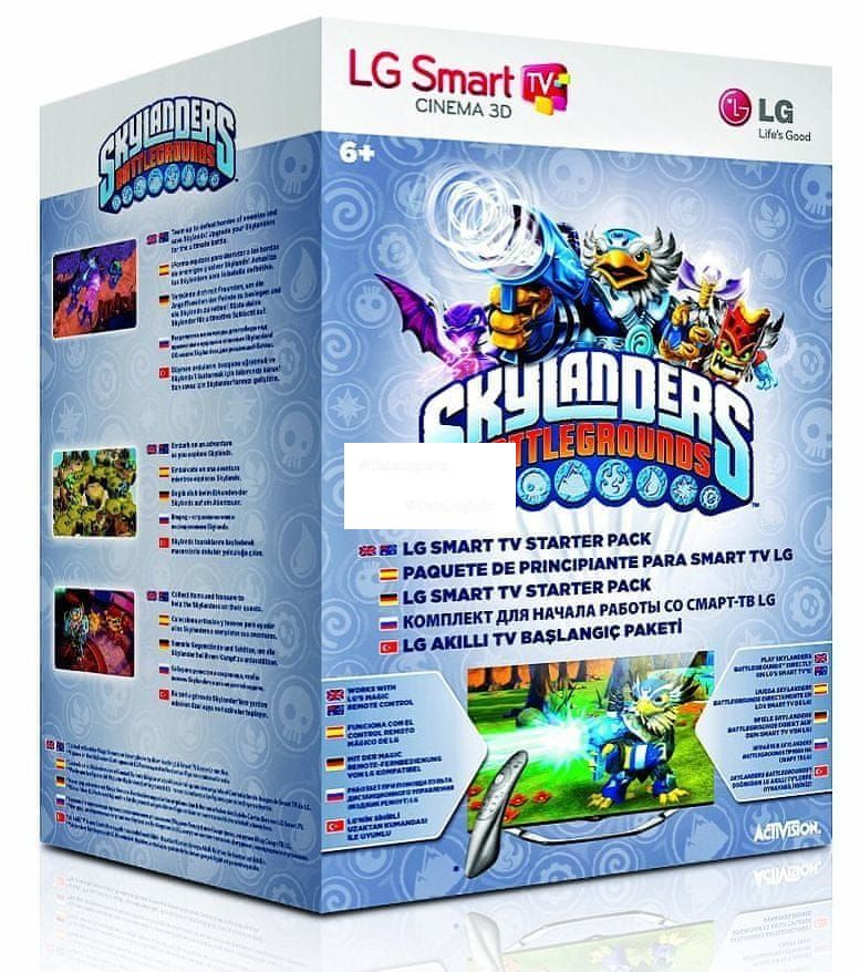 LG Skylanders Battlegrounds